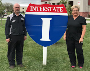 Interstate Auto and Tow - Randy and Pam